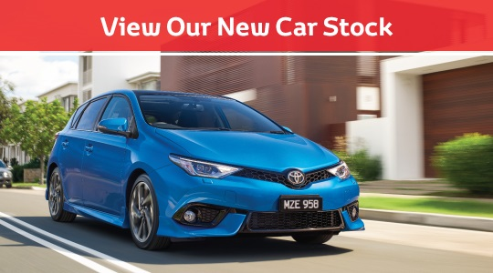 View New Cars In Stock