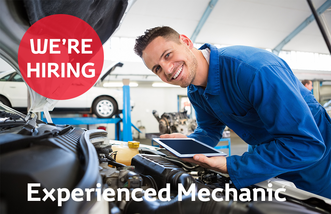 Experienced Mechanical Technician