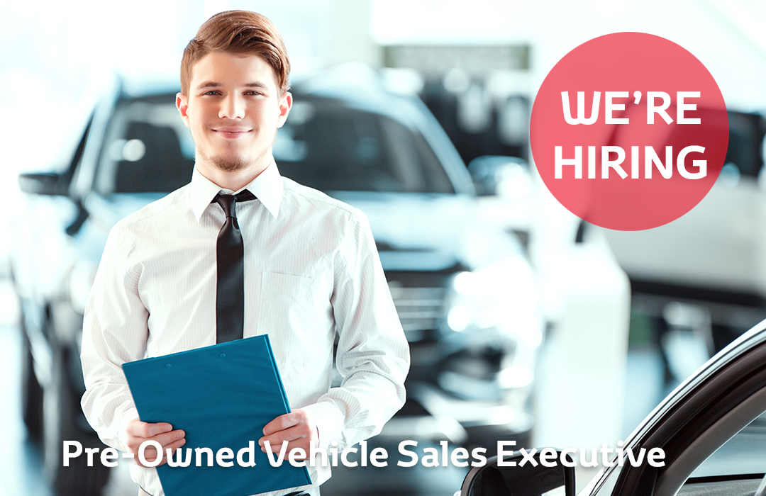 Pre-Owned Sales Executive