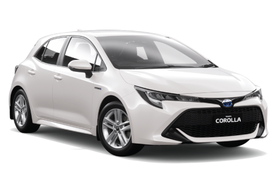 Special Offers on Limited Corolla Stock